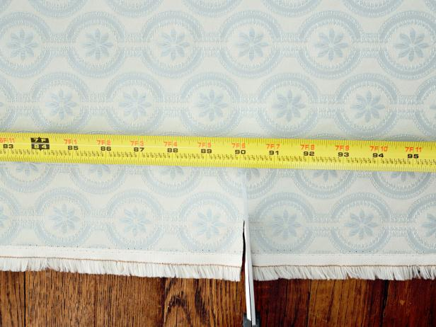 Measuring the Fabric