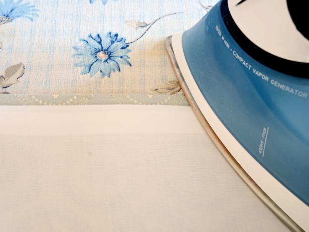 Ironing the Drapes