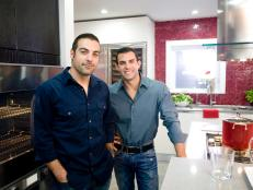 Kitchen Cousins Anthony and John