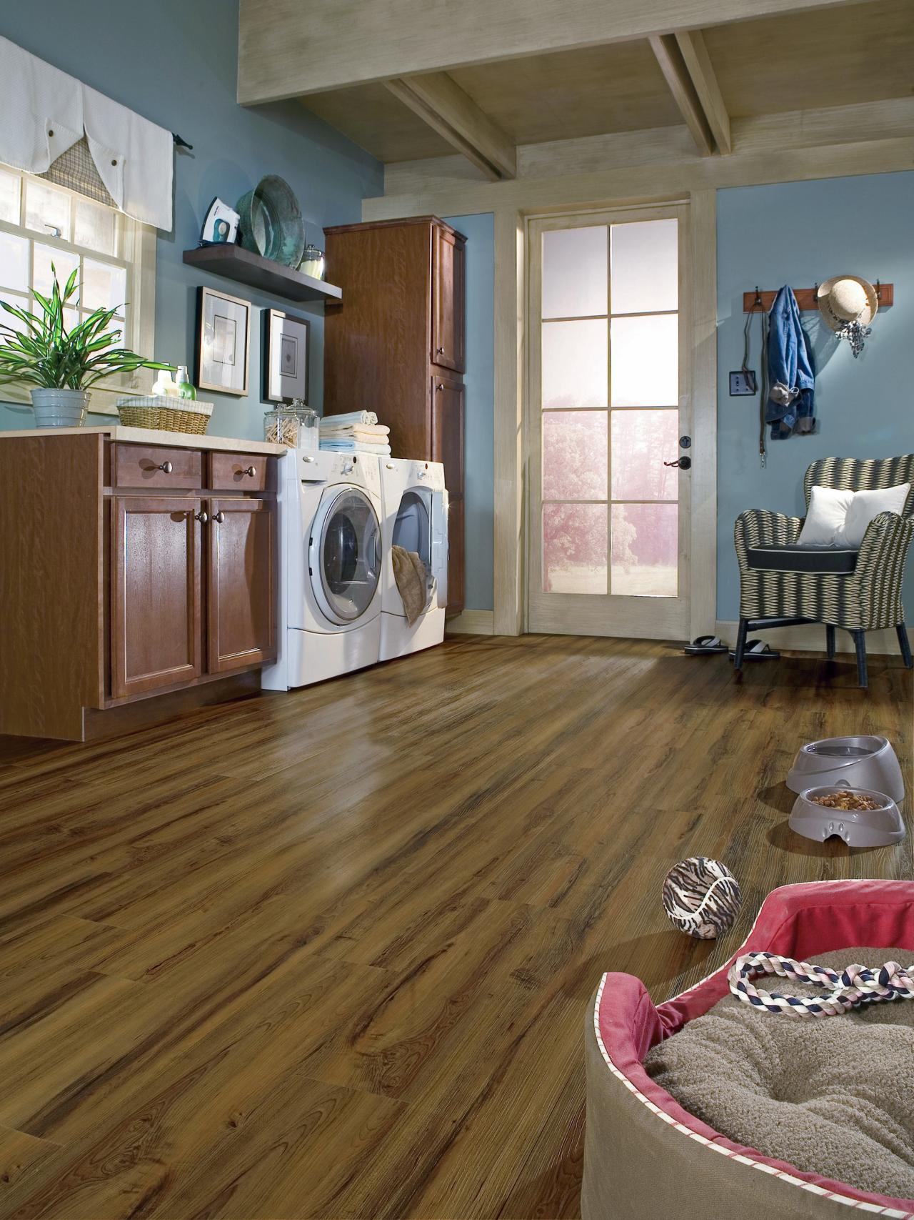 10 Clever Storage Ideas For Your Tiny Laundry Room | HGTVu0027s Decorating U0026  Design Blog | HGTV
