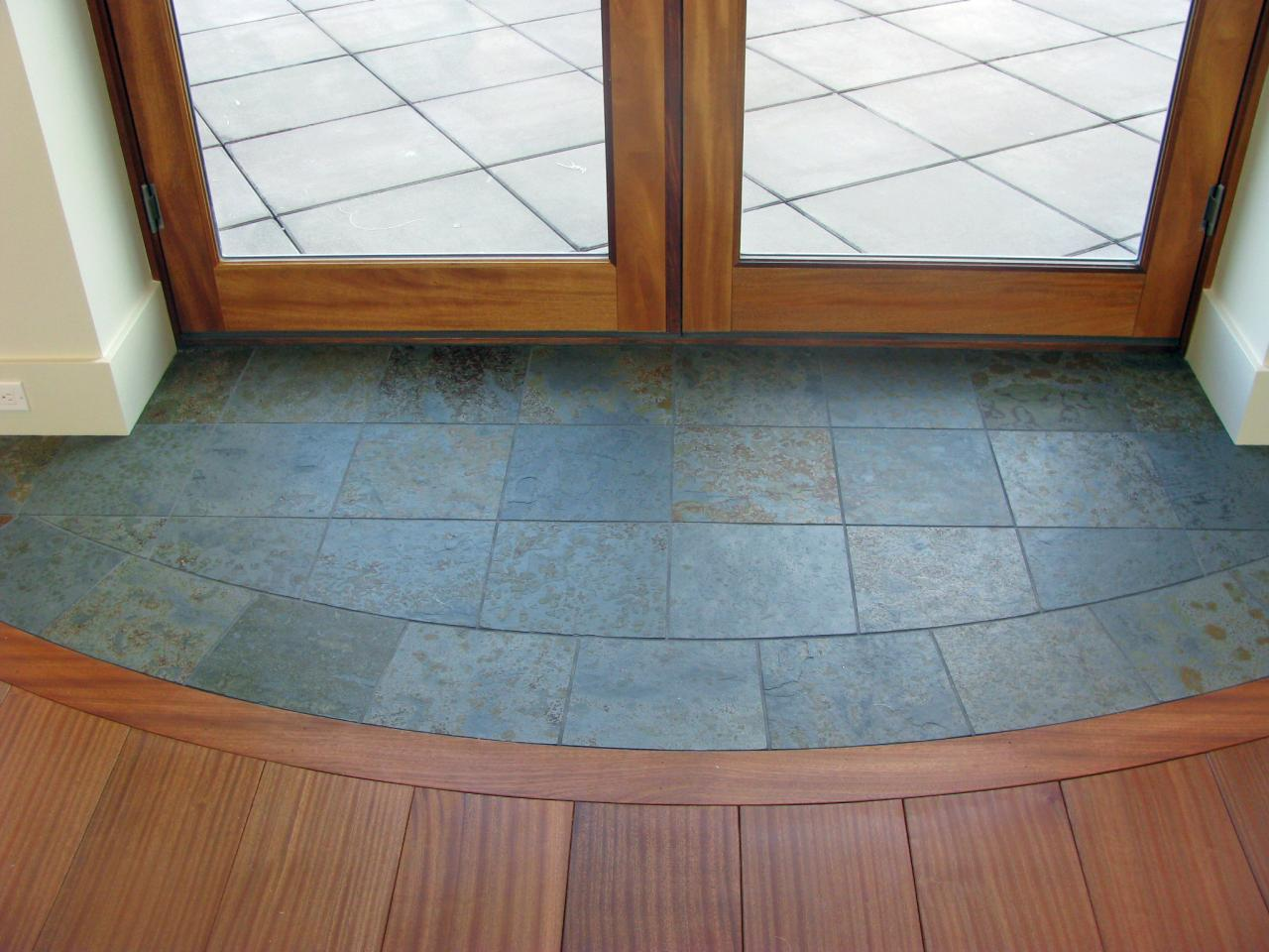 Foyer Tile Grout : Tile flooring options interior design styles and color