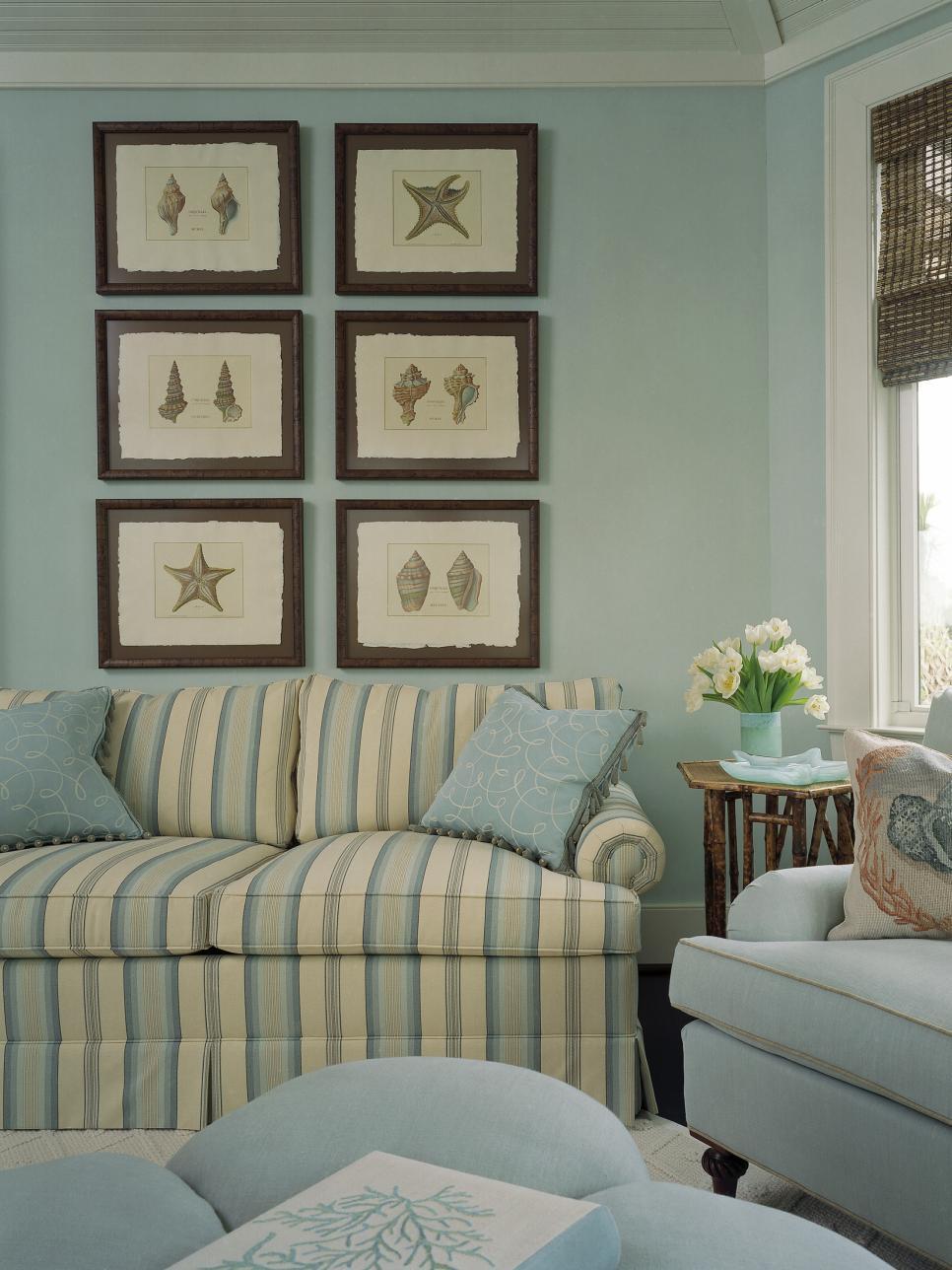 Terrific Coastal Living Room Ideas Hgtv Largest Home Design Picture Inspirations Pitcheantrous