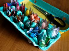 DIY Craft Supply Organizer