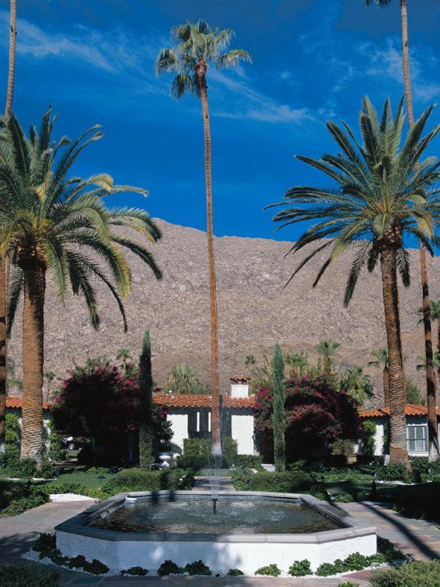 Viceroy Palm Springs Spa