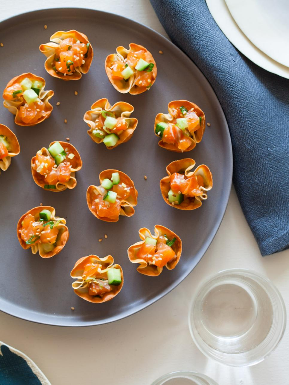 14 Warm Weather Party Appetizers