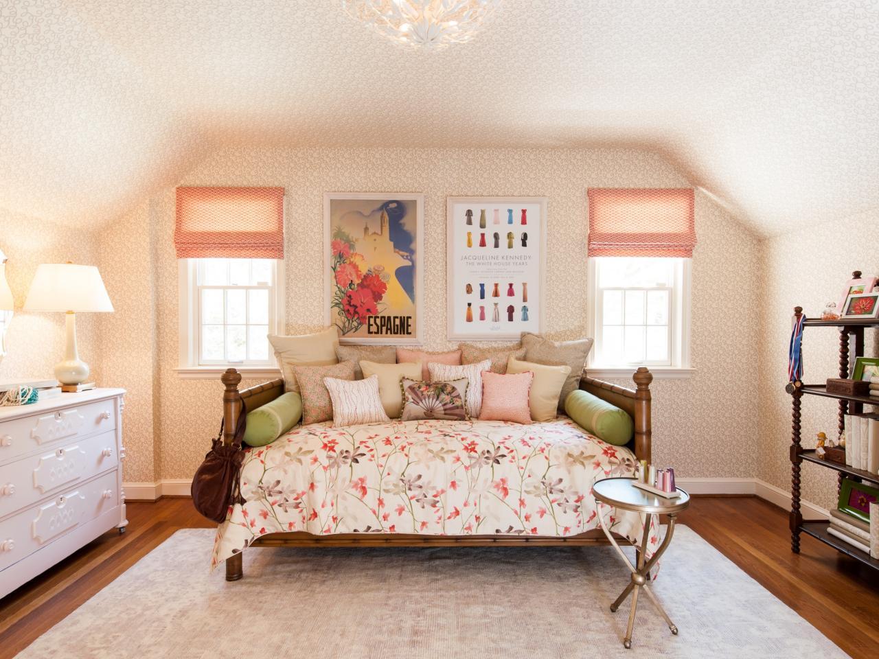 sophisticated teen bedroom decorating ideas hgtv s
