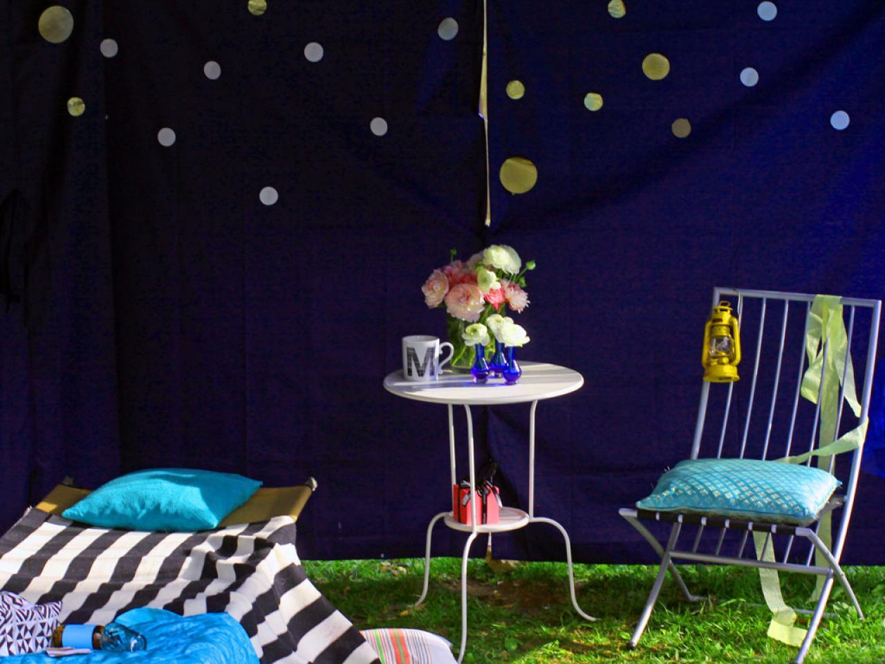 throw a music festival themed party hgtv u0027s decorating u0026 design