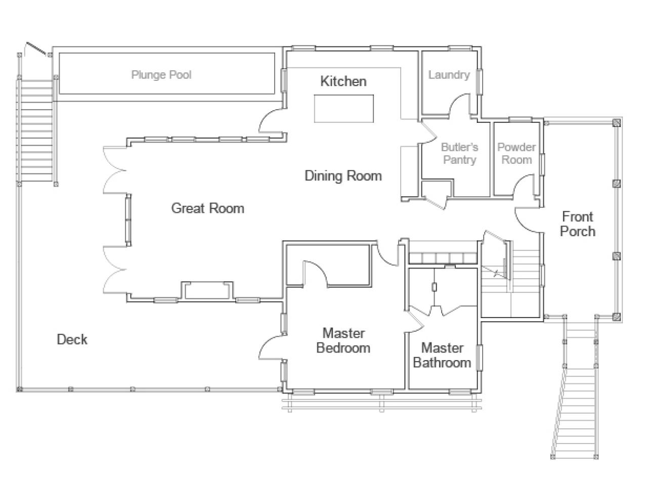 Hgtv dream home 2013 floor plan pictures and video from Dream house floor plans