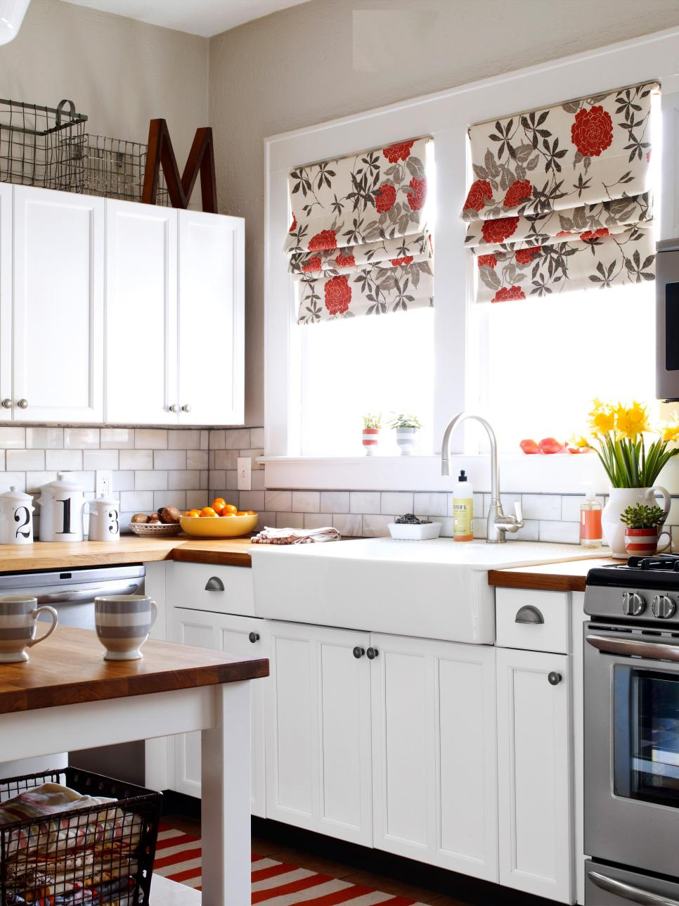 Operation fixer upper hgtv for Kitchen shades and blinds