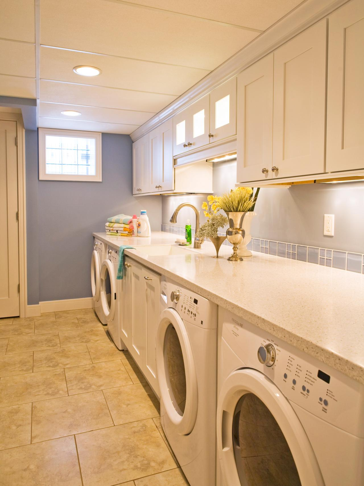 Laundry room decorating ideas joy studio design gallery Laundry room blueprints