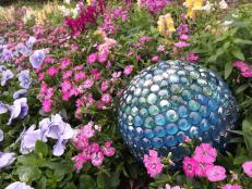 Captivating Garden Ball
