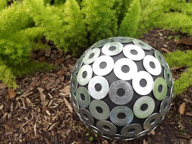 Garden Ball Washer Beauty