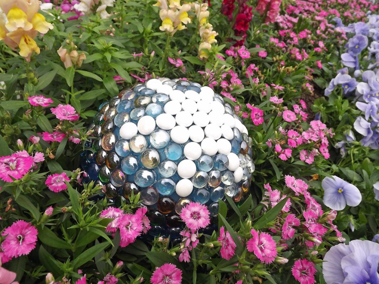 Captivating Garden Ball