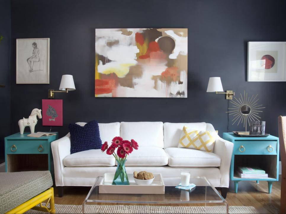 A Painter 39 S Small Diy Condo Design Hgtv