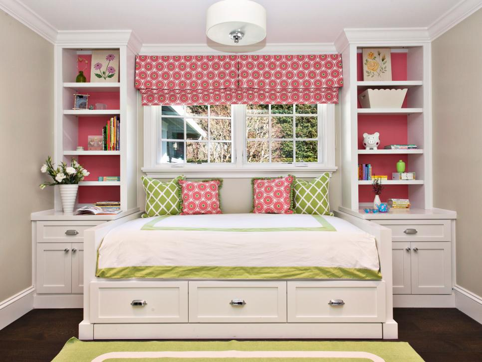 Toy storage kids storage and playroom storage ideas hgtv for Storage for kids rooms
