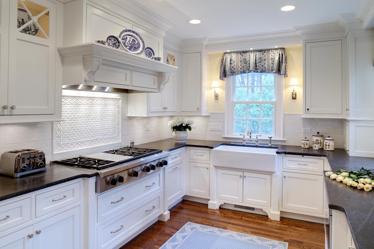 Кухня интерьер дизайн окна