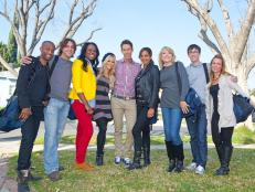 HGTV Design Star Season 7: Host and Team