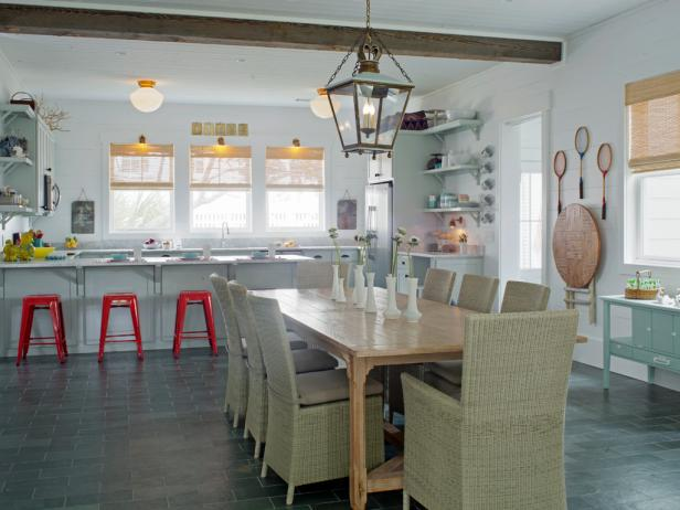 Cape Cod Kitchen Design: Pictures, Ideas & Tips From HGTV | HGTV