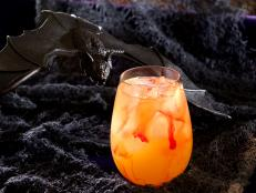 Blood Sucker Halloween Cocktail