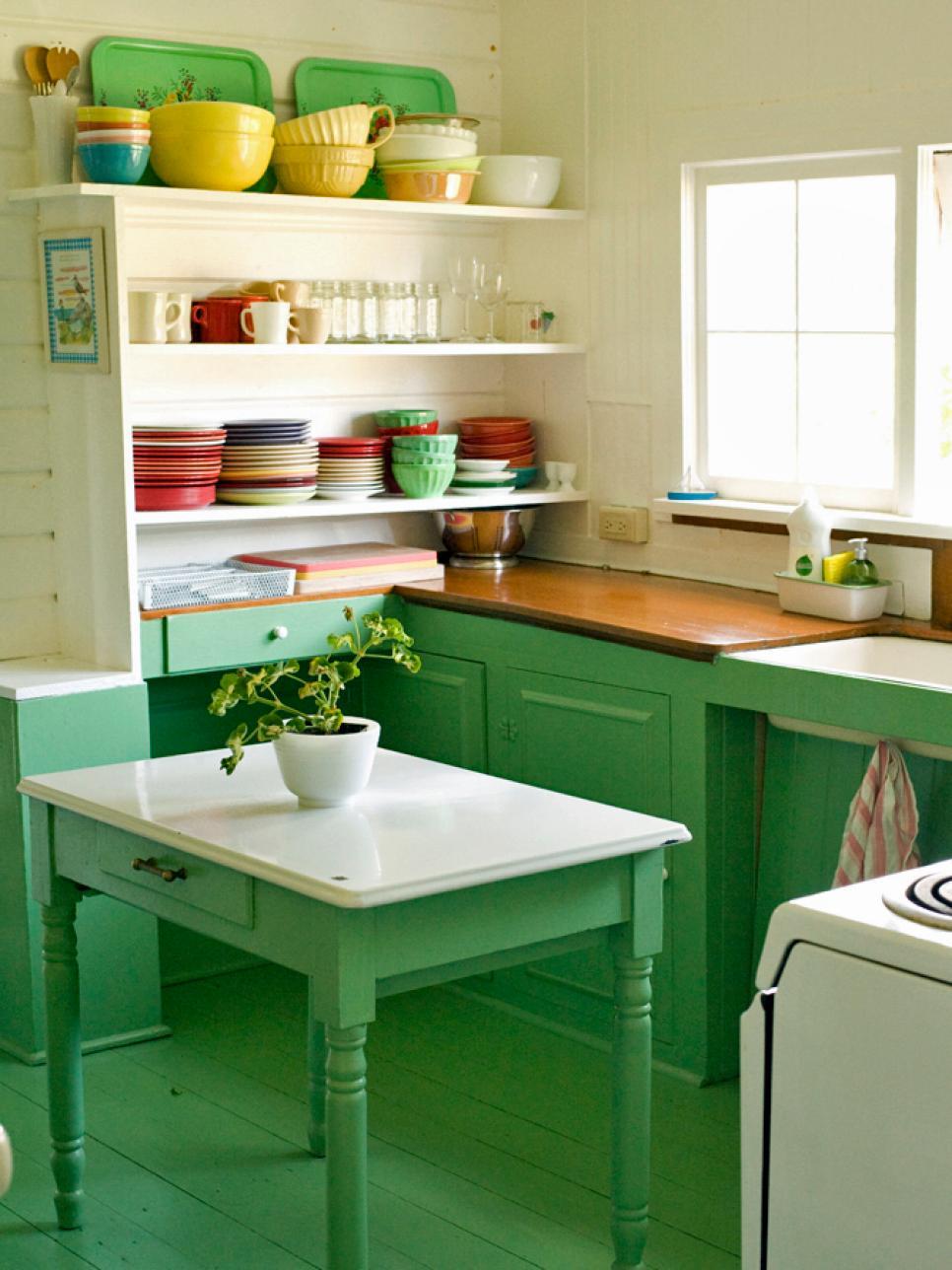 Decor Inspiration Colorful Kitchens That Work: Colorful Coastal Design