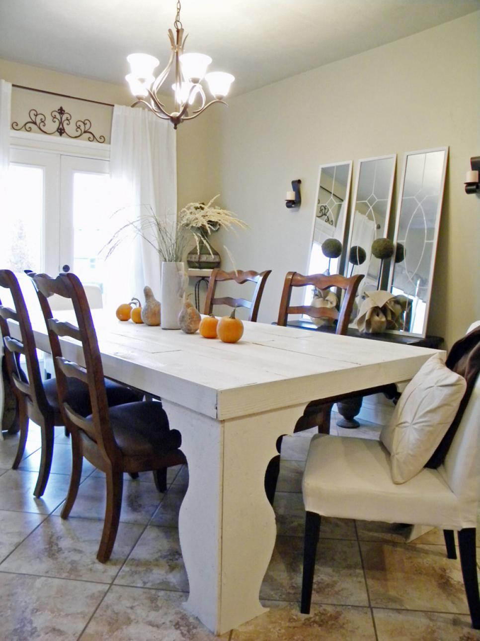 12 ways to add harvest decor to your home hgtv for Dining room 101 heswall