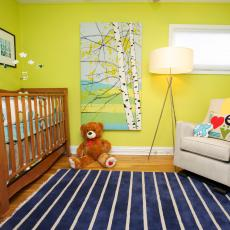 Lime Green Nursery