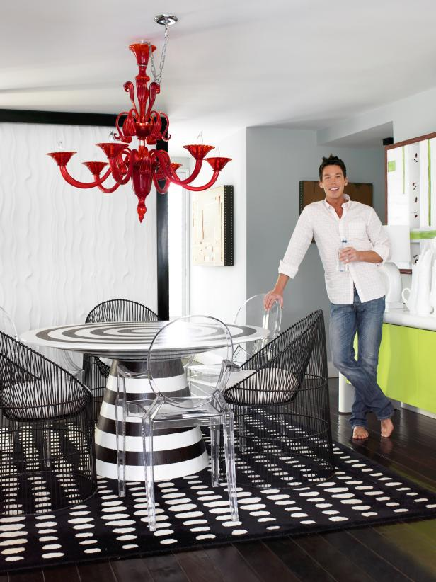 Tour the modern colorful home of david bromstad hgtv for David hgtv designer