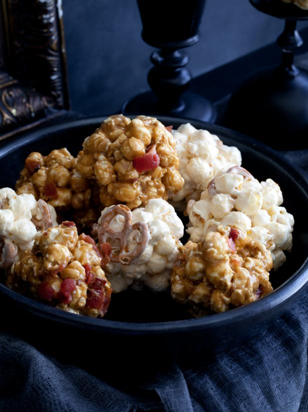 Cooking Channel Marshmallow Popcorn Balls Recipe