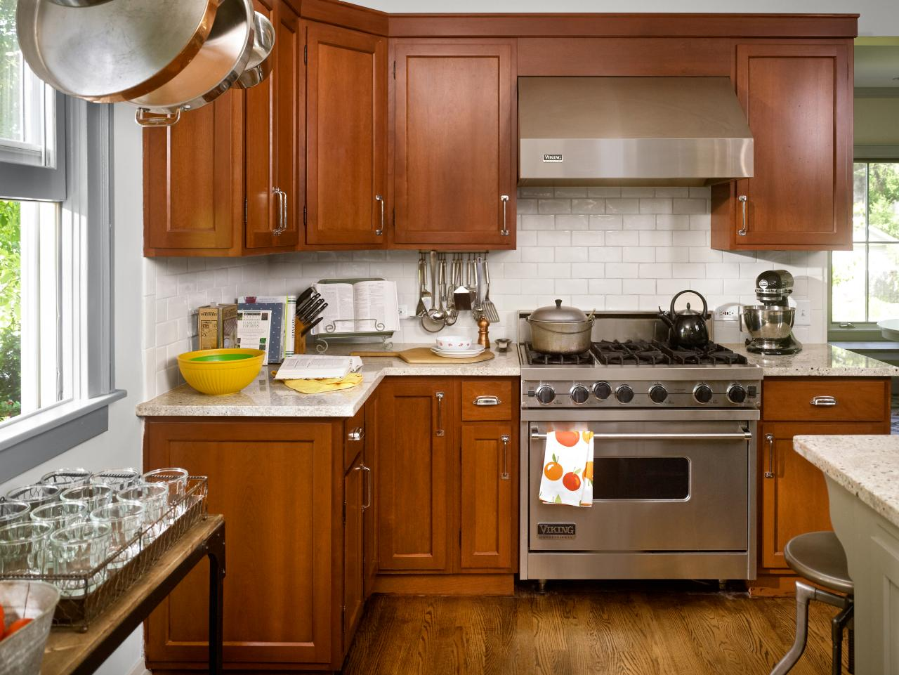 Kitchen Design Ideas For Small Kitchens November 2012: Small Kitchen Storage Ideas: Pictures & Tips From HGTV