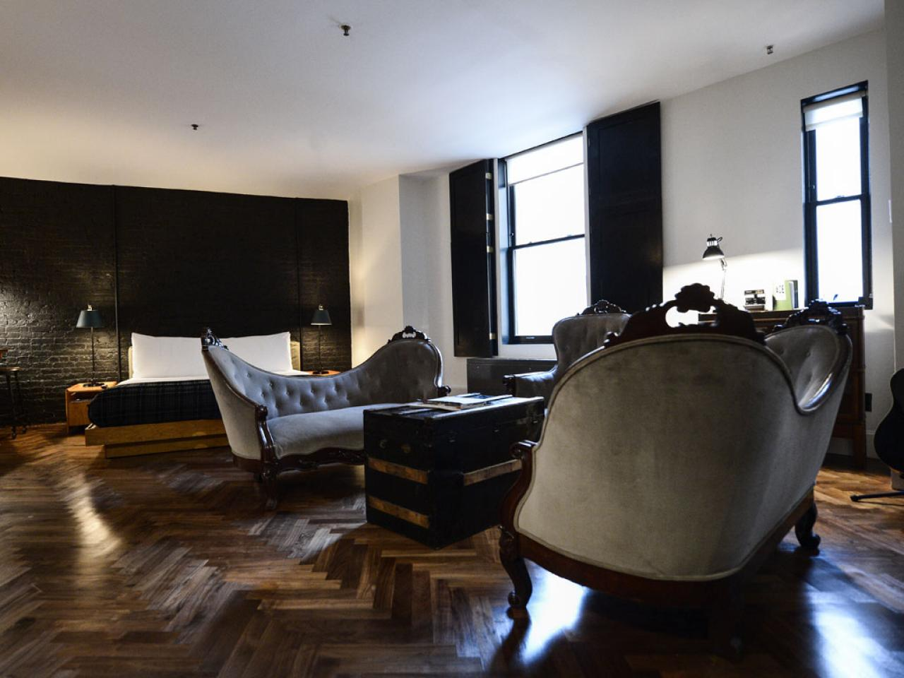 Get the look of new york city 39 s hottest hotels for Home design york