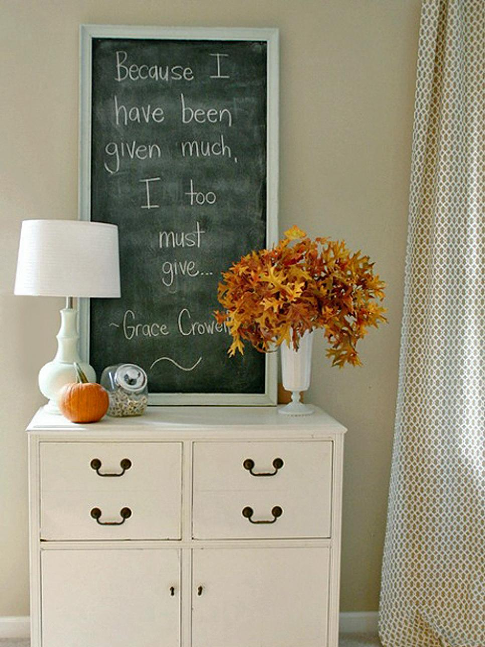 Fall Decorating Ideas Captivating Fall Decorating Ideas For Home  Hgtv Decorating Inspiration