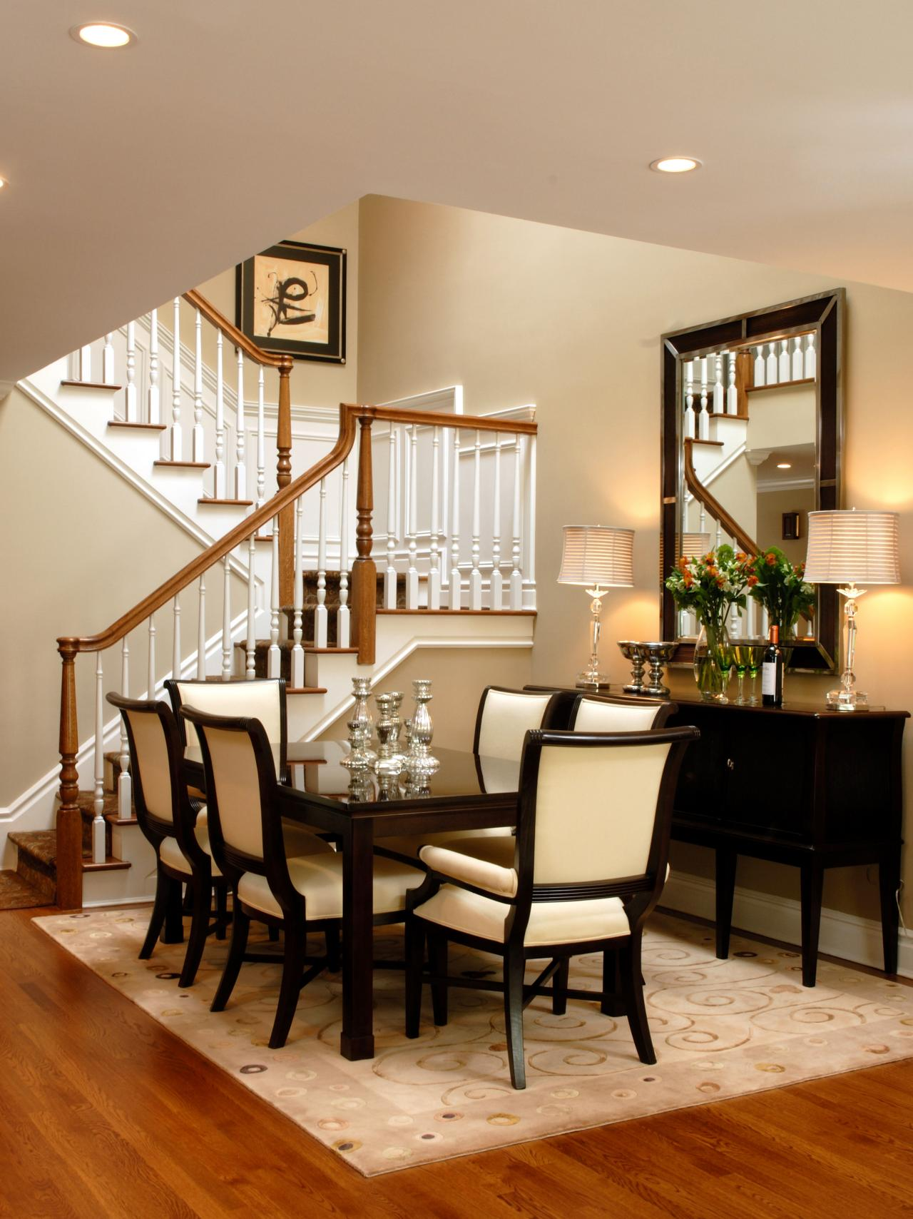Photo page hgtv for How to design a dining room