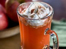 Warm Up with Hot Rasapple Rum Cider