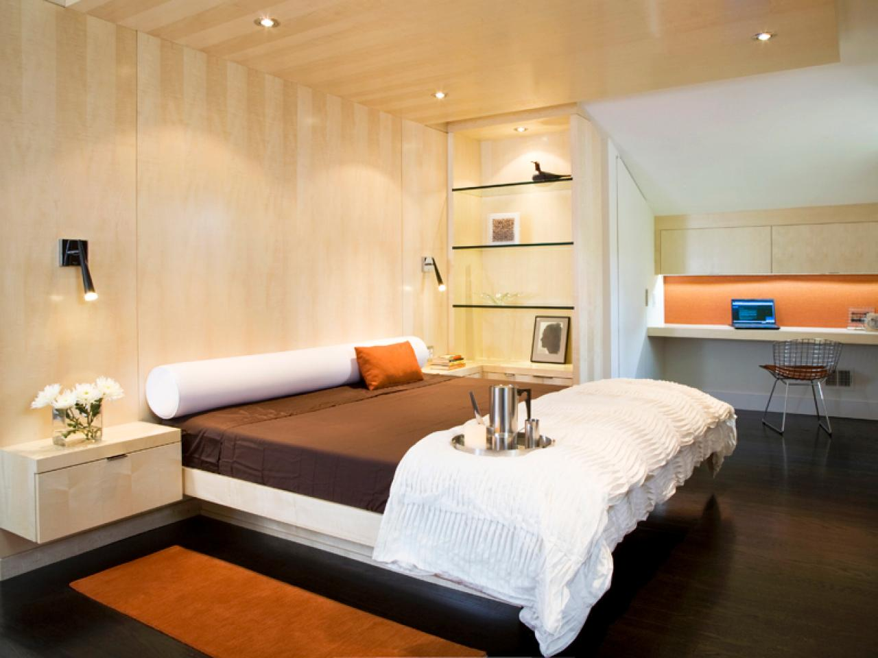 Modern master bedroom andreas charalambous hgtv Modern bedroom designs 2012
