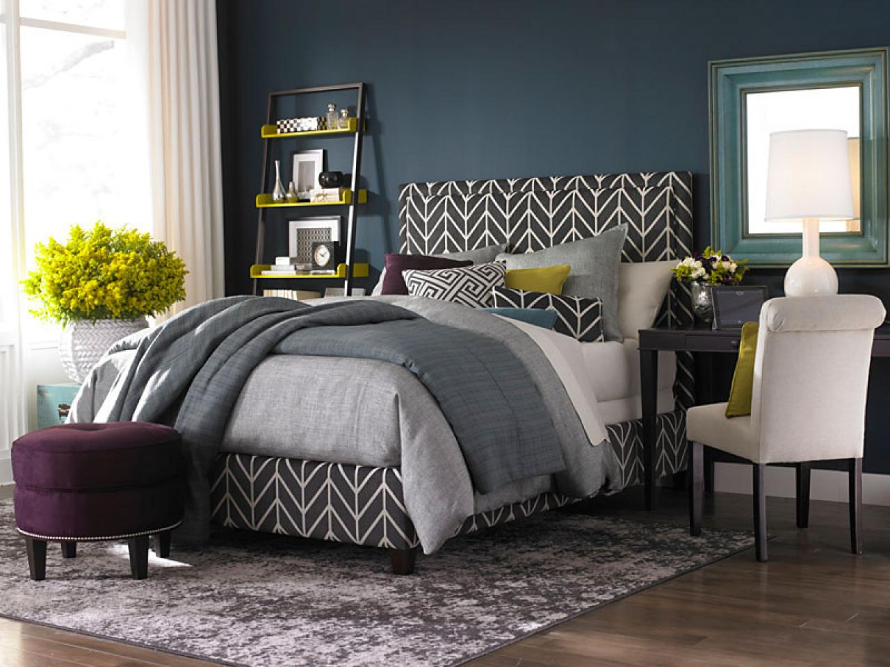 Bedroom designs for couples in blue - Designing The Bedroom As A Couple Hgtv S Decorating Design Blog Hgtv