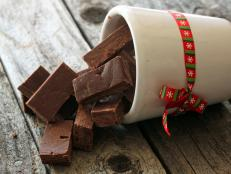 Simple Homemade Fudge Holiday Gift