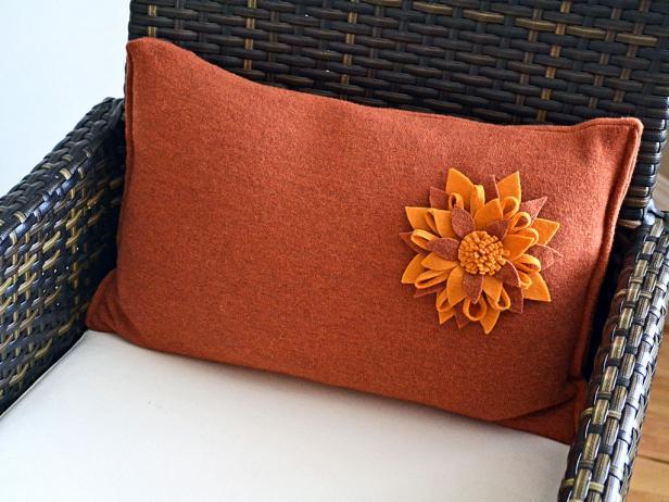 Sew Pillow Seams
