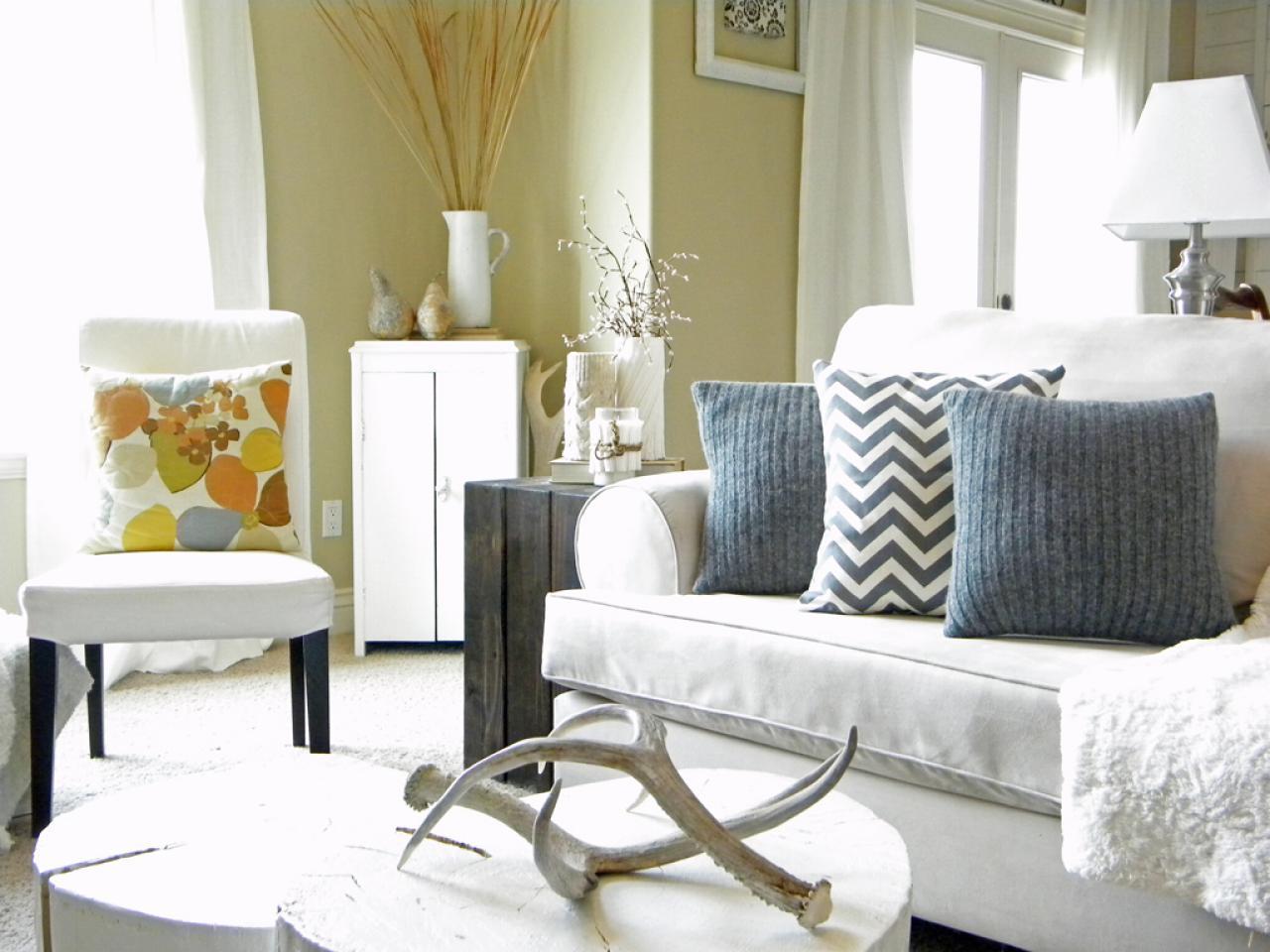 5 DIY Ideas for Creating a Cozy Home   HGTV\'s Decorating & Design ...