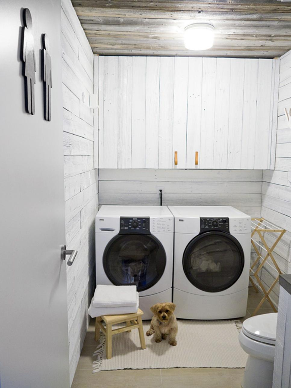 beautiful and efficient laundry room designs | hgtv