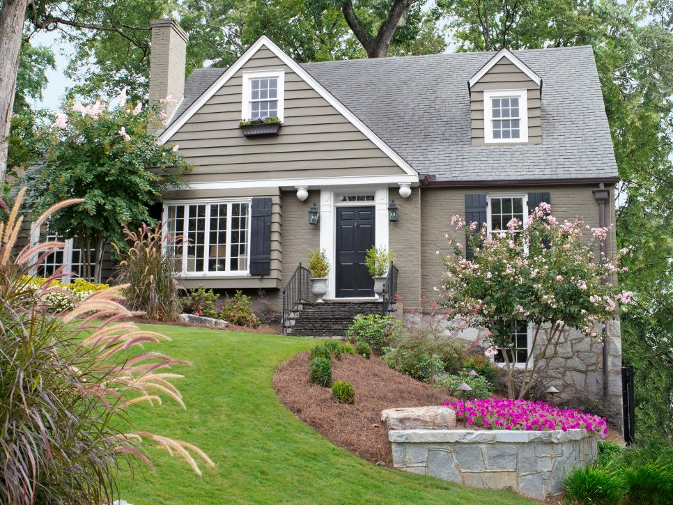 exterior home decor ideas hgtv - Exterior Home Decorations