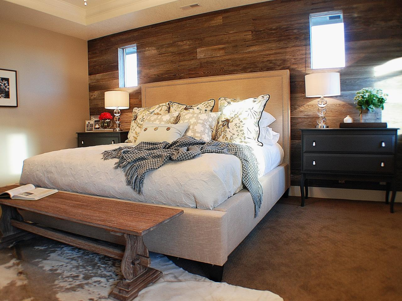 Rustic Bedroom Photos Hgtv