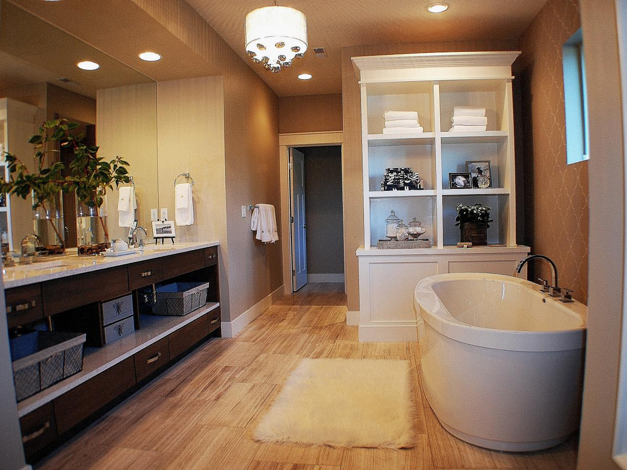 Bathroom Design Ideas And Tips: Bathroom Design Styles: Pictures, Ideas & Tips From HGTV