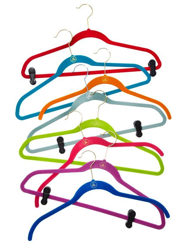 Skinny Velvet Hangers