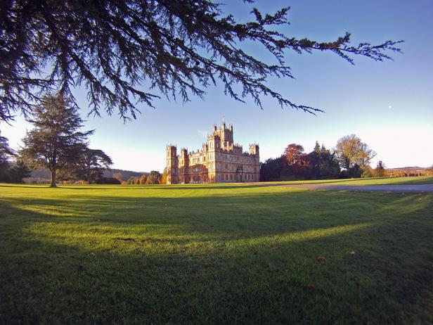 Castles on Camera: Royal Residences on TV