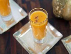 Pumpkin Soup Shooter