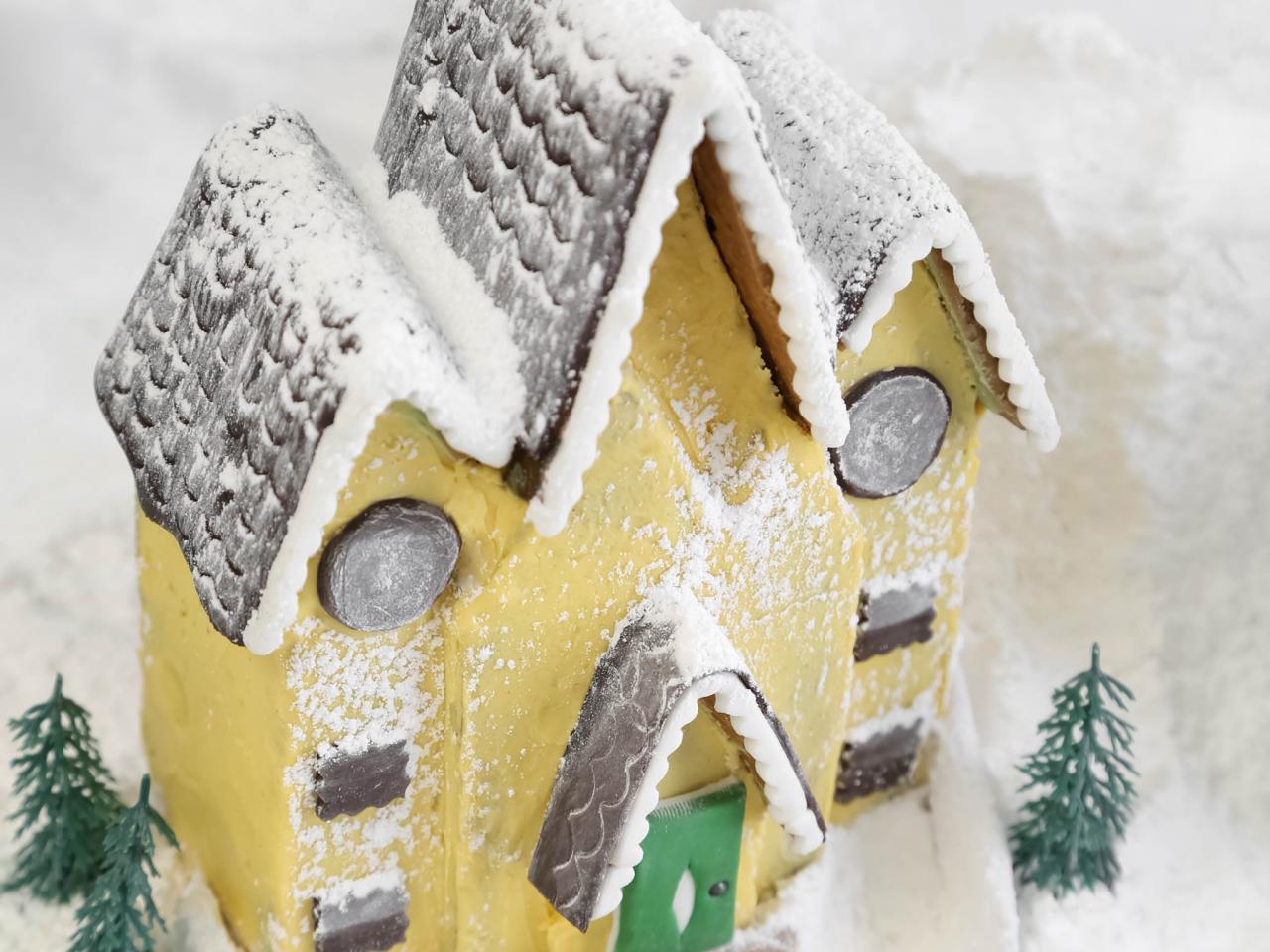 Make victorian house model