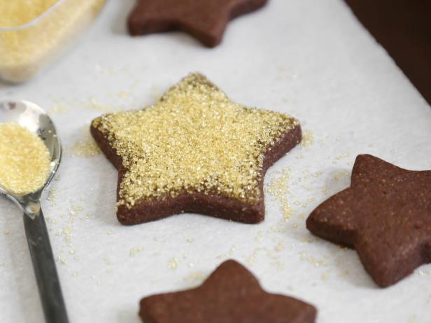 Chocolate Christmas Cookies Recipe