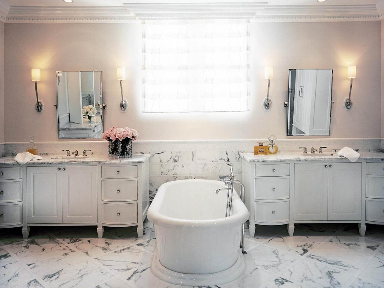 White Bathroom Decor Ideas Pictures Tips From Hgtv Bathroom Ideas Designs Hgtv