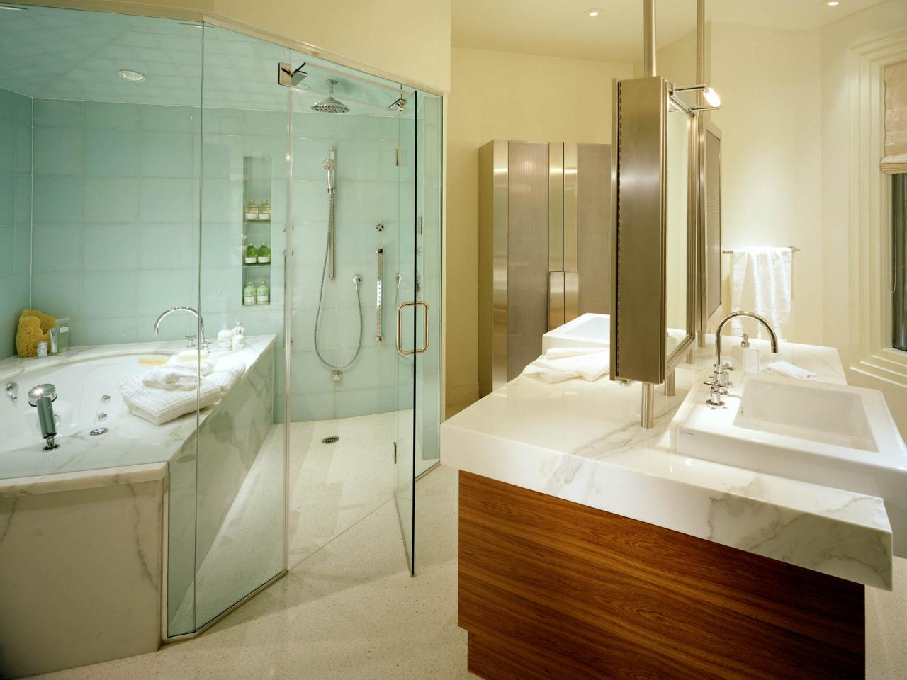 Photo page hgtv - Pictures of modern bathrooms ...