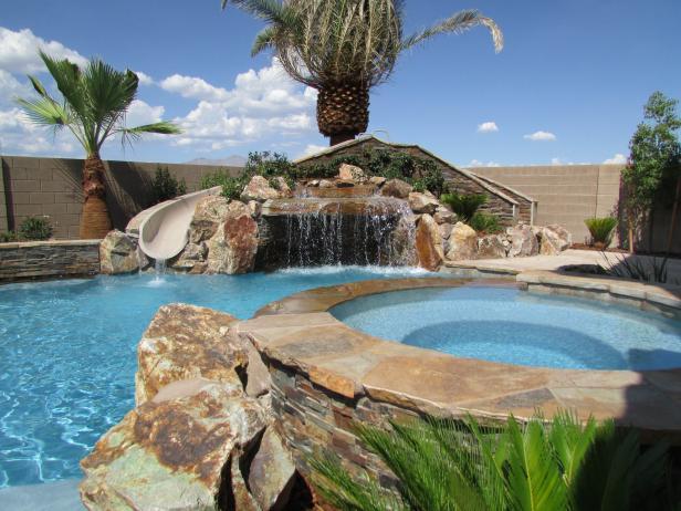 Photo page hgtv for Amenajari piscine